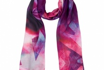 Scarves for the Summer.  / Accessorise your oufit with a Summer Scarf.
