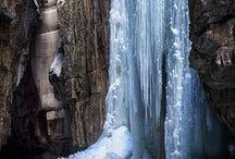 Waterfalls! / The most beautiful waterfalls around the world.