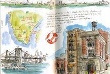 sketchbook ideas