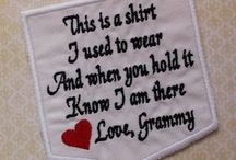 Memorie shirt