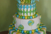Mitzvah Cakes / Celebrate your child's entrance into adulthood with a Mitzvah cake from Sweet Lisa's. They don't have to be plain and boring anymore. In fact, when it comes to bar and bat mitzvah cakes, you can throw the rule book right out the window, and get wild. Your inspiration can come from anywhere. That's right, ANYWHERE!