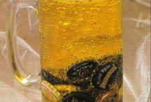 Vela cerveja é