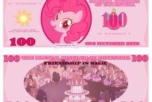 деньги пони