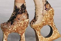 Fabulous Feet / Shoes that are sure to make you stop and stare