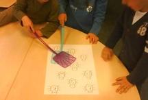 groep 3 letters en woordenspel