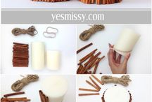 Holiday DIY Ideas / DIY Holiday Crafts  / by Bare Necessities