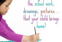 Children's artwork