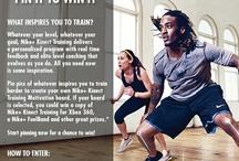 Nike+ Kinect Training Motivation Board