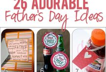 Holiday - Father's Day / by Lisa @ Organize 365