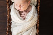 My Newborn Props / These are props I have and can bring to your newborn session! Just look at the description to know what in the photo is mine!