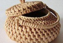 вертикально плетение