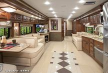 Luxury RV's