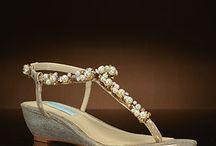 Wedding Sandal / by My Glass Slipper