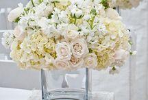 Свадебное цветочное оформление