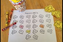 letter recognition / by Stacey Cranfill
