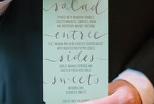Bridesmaids! / Place for my BM's to pin their ideas / by Kimberly Kan