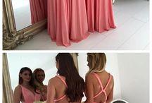 Bruidsmeisjesjurken