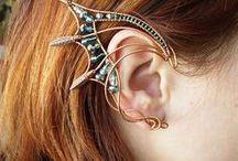 sieraden oormanchetten -oorklemmen