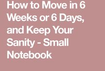 how to move in 6 weeks