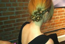 Gorgeous Hair / Because we love doing and getting our hair done for events, we'd like to share our favorite and gorgeous hairstyles.
