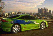 Fast & Fourios Cars