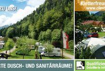 Urlaubsziele - Campingplätze