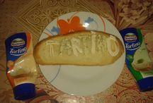 Mic dejun cu Tartino / @Buzzstore @BucuriaGustului #buzztartino