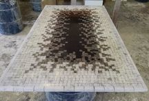mesa mosaico