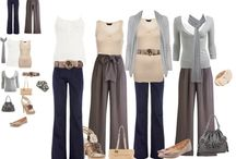 Wardrobe capsule & outfits
