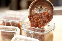 Condiments / Recipes I want to make. / by Laurie