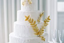 Sweets wedding cakes and treats