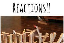 chain reaction ideas