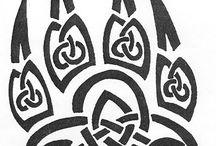 Кельтские и скандинавские мотивы