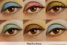 Vintage beauty ads