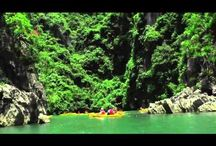 Video of Halong Bay, Vietnam / Please visit our website for cruises in Halong Bay: http://www.halongbaylegends.com/