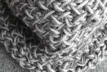 Lavorare a maglia &c