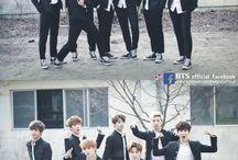 BTS - Bangtan Sonyeondan