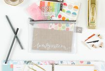 Planner Kit / by Studio_Calico