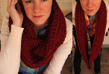 Scarves / Crochet