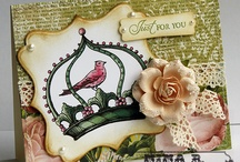 scrapbooking inspiration / by Danielle Haury