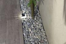 piedra jardin