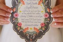 Wedding invites / by Emily Coble