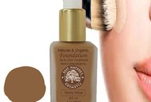 All Natural Organic Foundation Makeup / Try the sheer magic of Best Natures Cosmetic Organic Foundations, the natural remedy for younger looking, more beautiful, healthier skin with sun protection SPF 18.