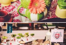 Party ideas / by Jacqueline Allaire