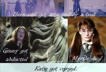 Hogwarts in my mind / I can't help it anymore. MUST. MAKE. HARRY. POTTER. BOARD.
