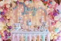 decoración fiesta