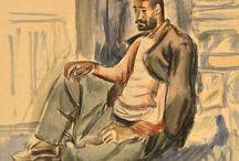 """Licitația 108 - """"Pictura românească de la L. A. Biju la Theodor Pallady"""""""