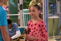Austin & Ally / Austin & Ally is a show by Disney. Maddie was a guest star on the episode Homework & Hidden talents