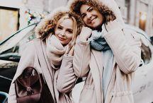 Зима Winter Street Style | I'LL BE BACK / Зима Winter Street Style | I'LL BE BACK