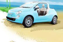 Holiday / New Fiat 500